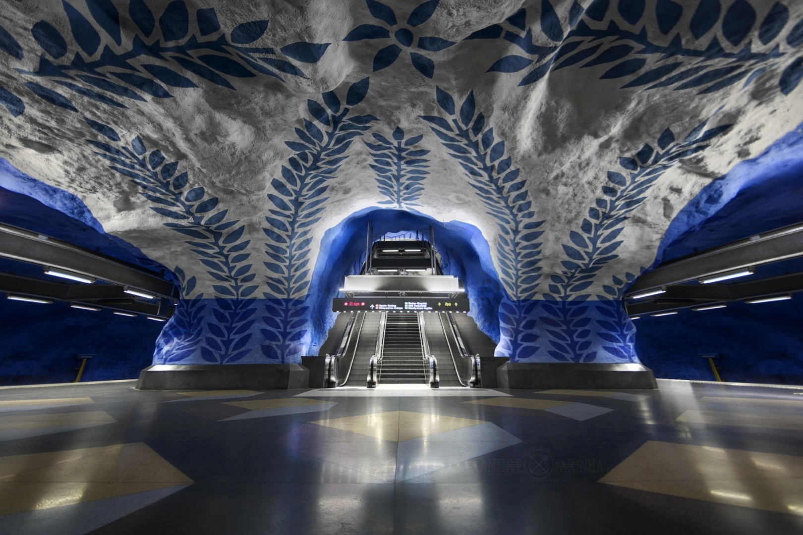 Arquitetura/Deep Sea Station