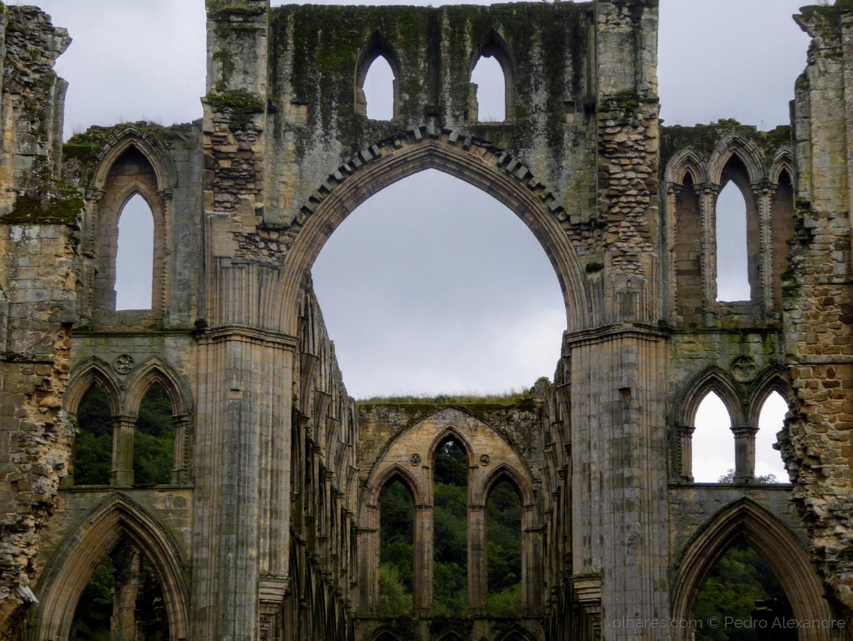 História/Ruínas da Abadia de Rievaulx