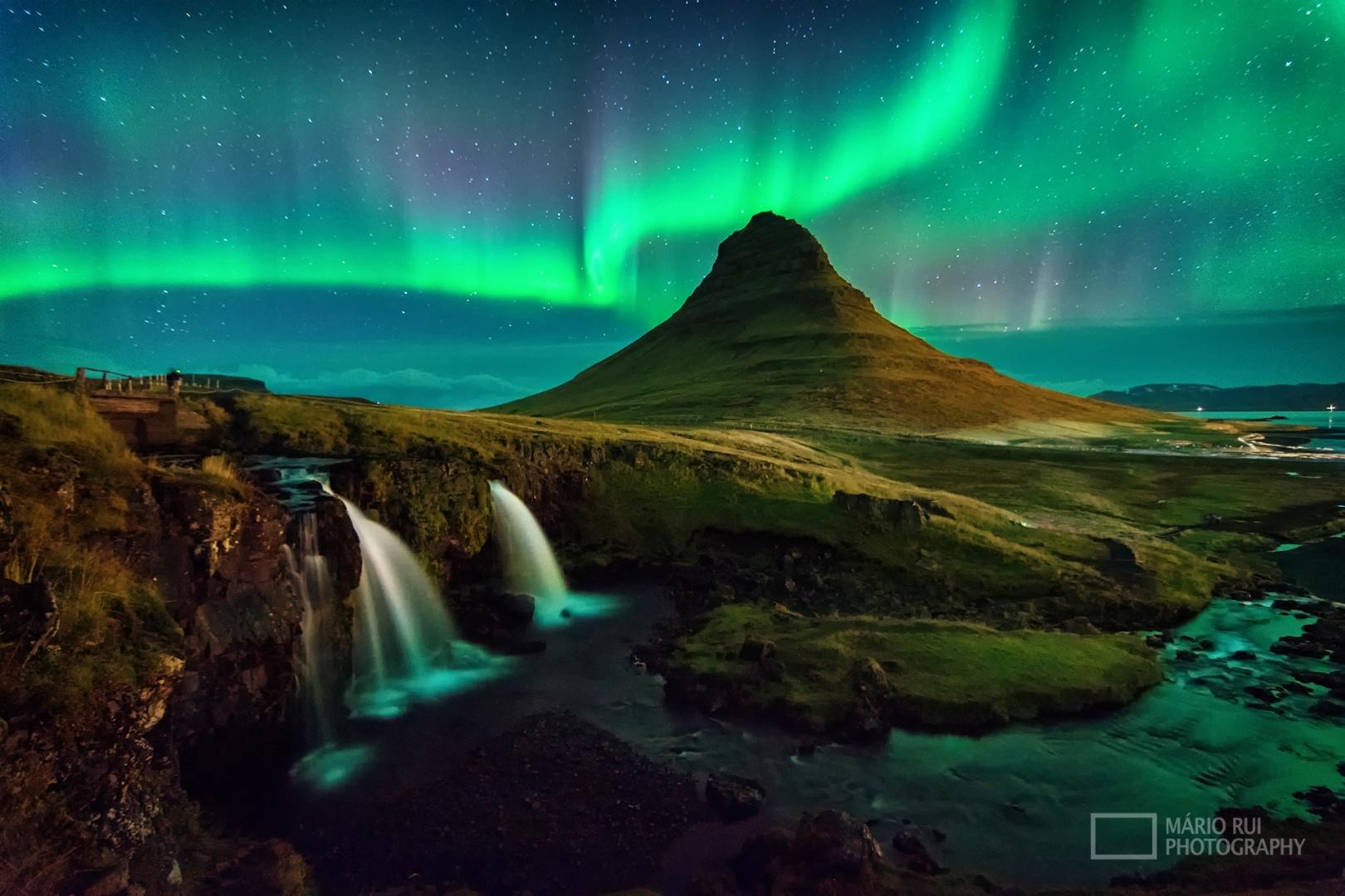 Paisagem Natural/KP6 - Northern Lights Symphony