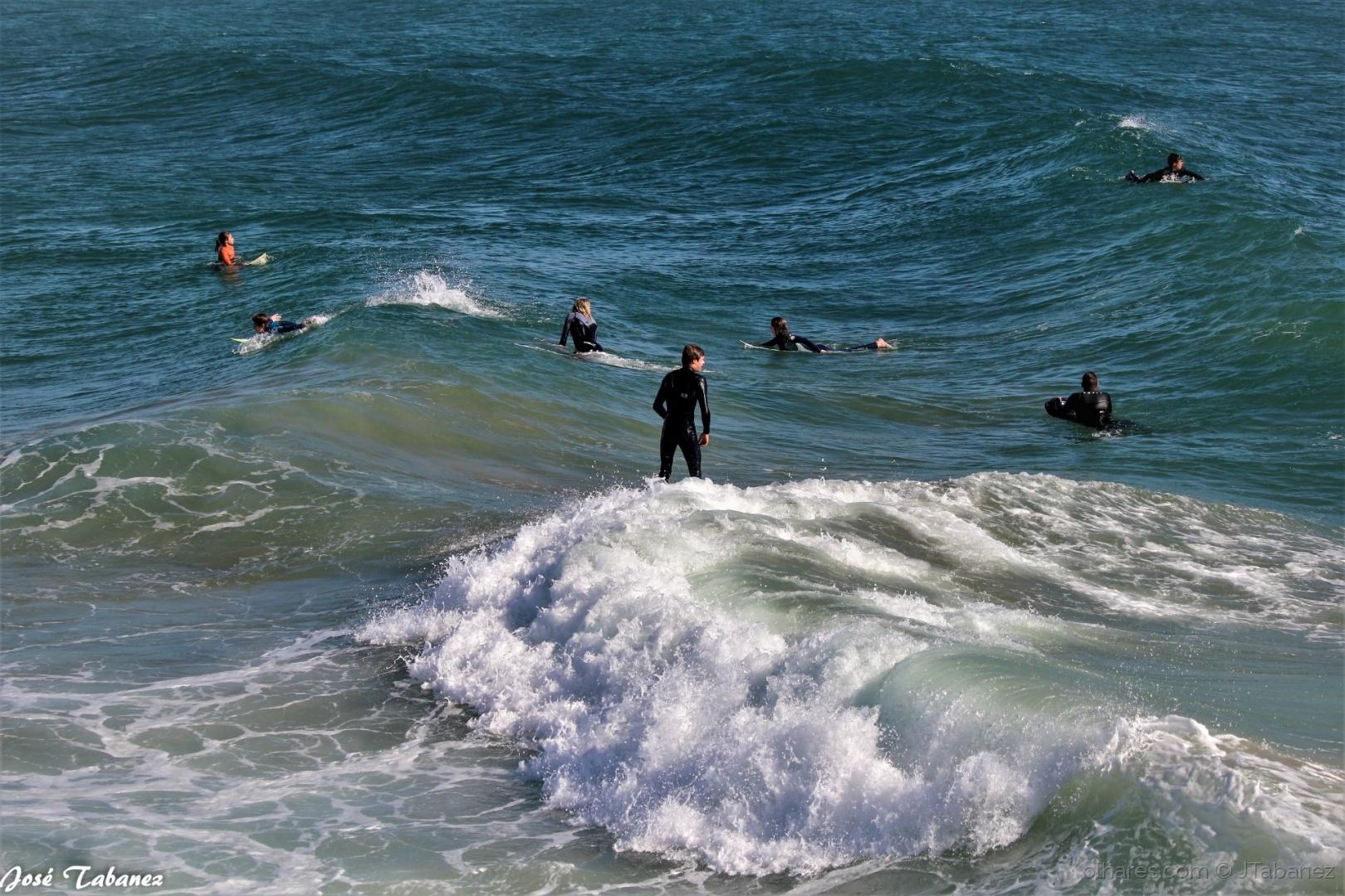 Desporto e Ação/Surf na Costa da Caparica