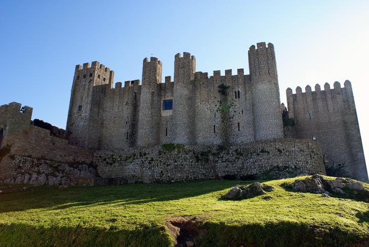 História/Castelo de Óbidos