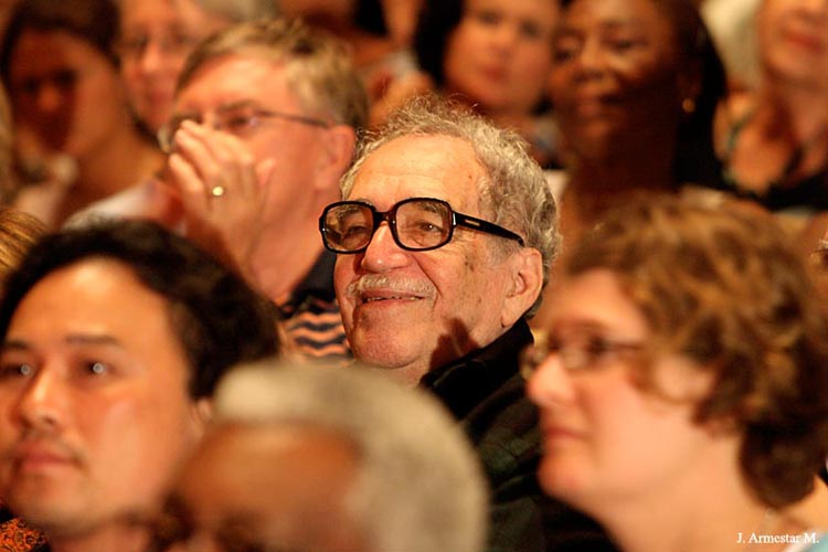Retratos/Gabriel García Márquez