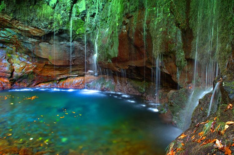 Paisagem Natural/25 Fontes - Madeira