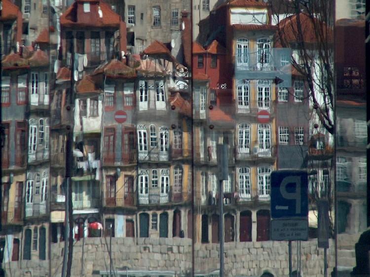 Paisagem Natural/Porto distorcido