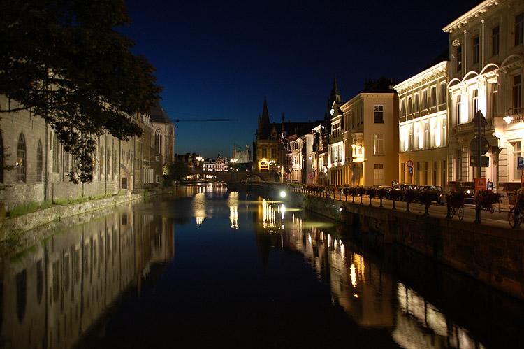 Paisagem Urbana/Ghent - Bélgica