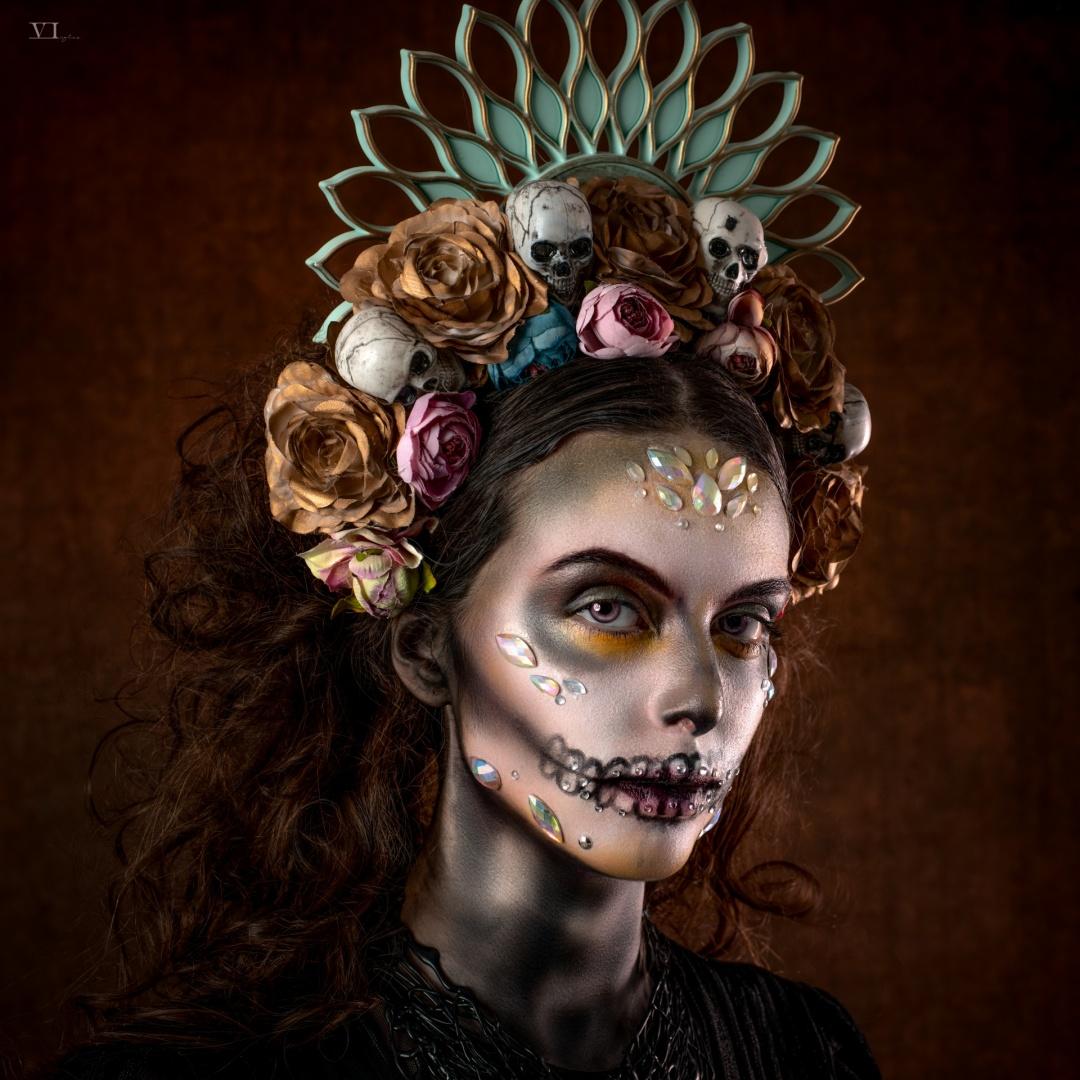 Retratos/Zombie Queen