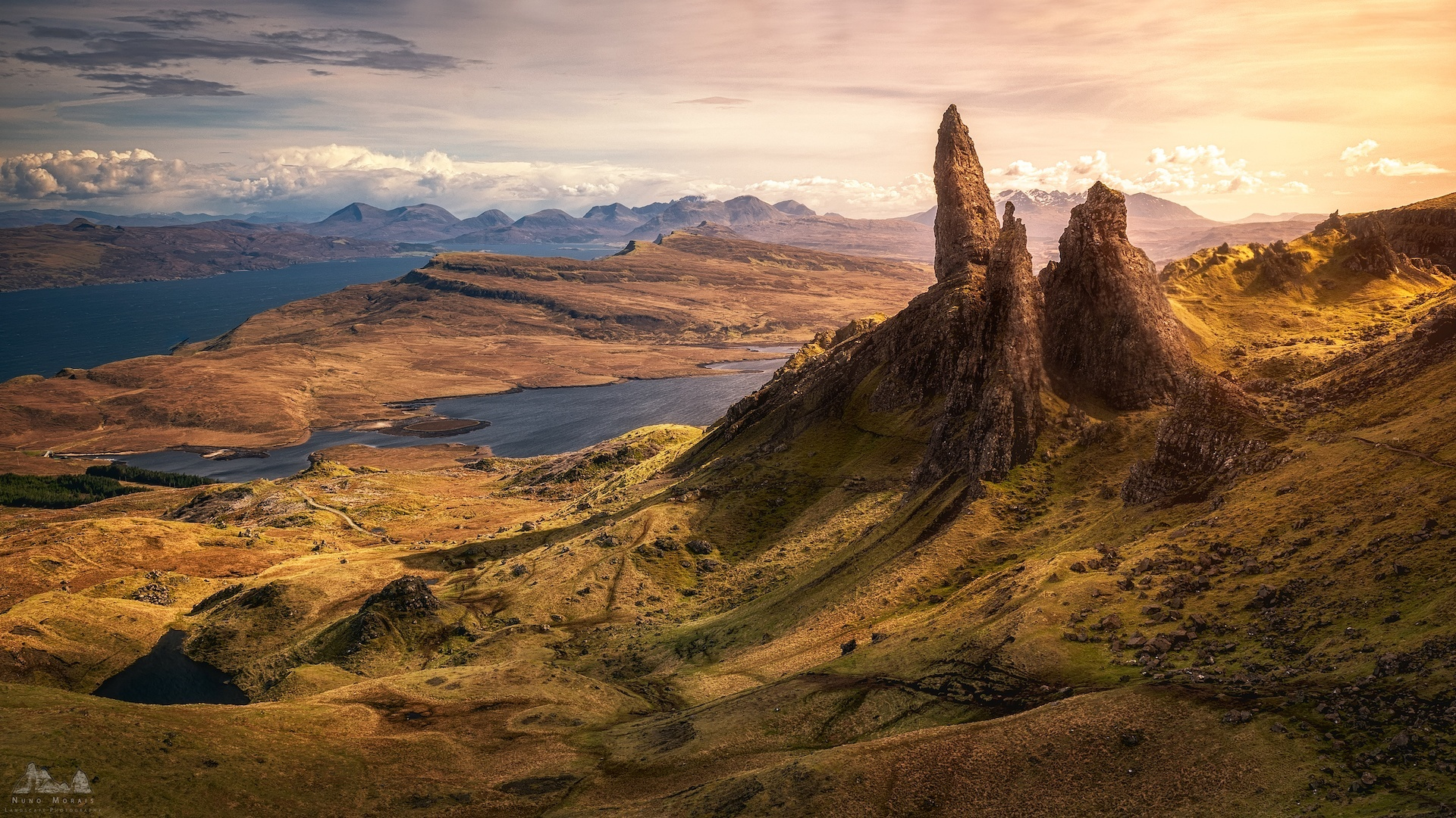 Paisagem Natural/The Mighty Man of Storr