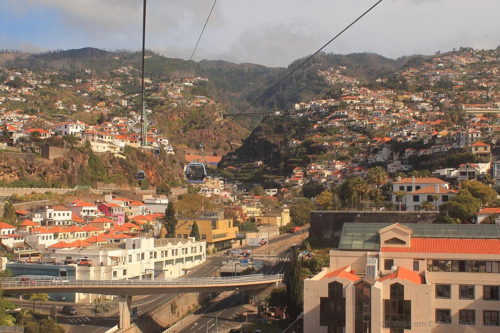Paisagem Urbana/Funchal, Madeira.