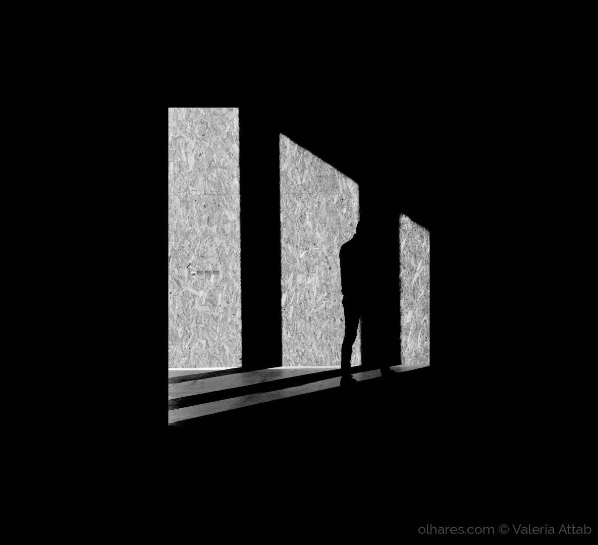 Arquitetura/Entre luz e sombra...