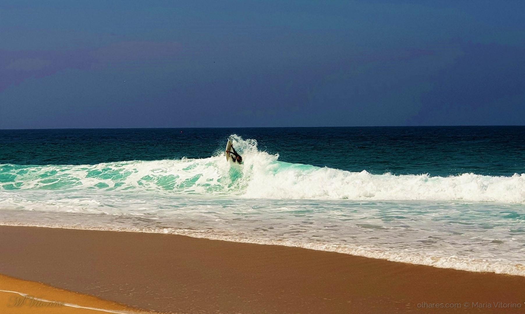 Desporto e Ação/Surf em Melides