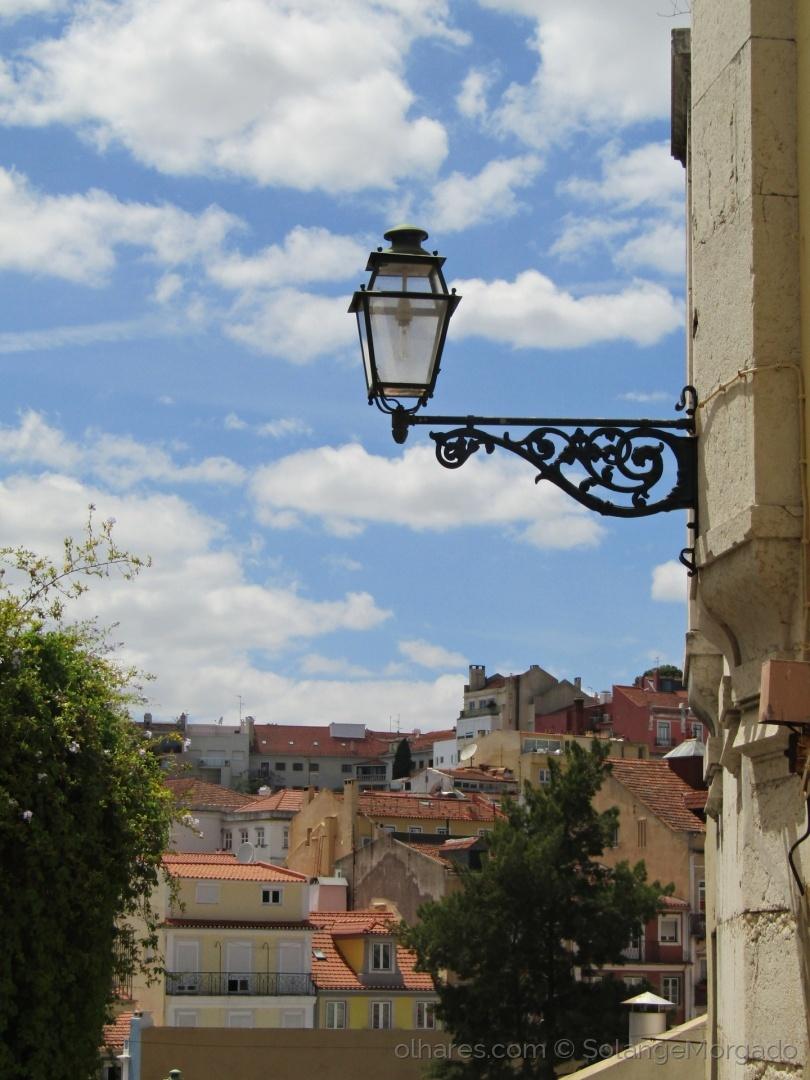 Paisagem Urbana/Telhados de Lisboa