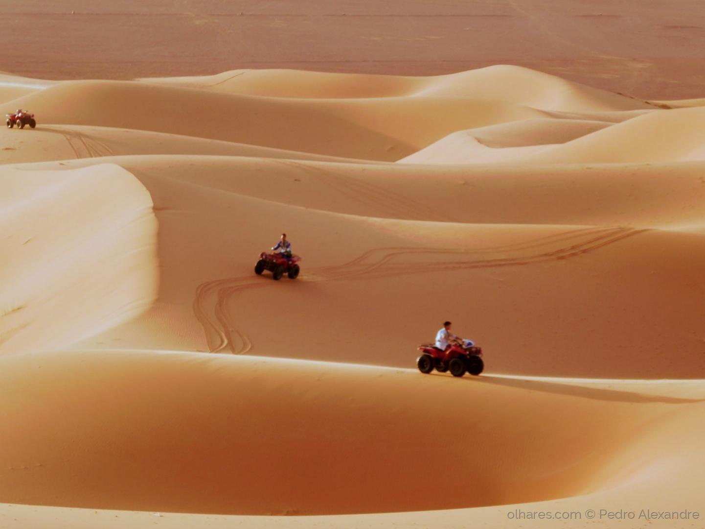 Desporto e Ação/Adrenalina no deserto