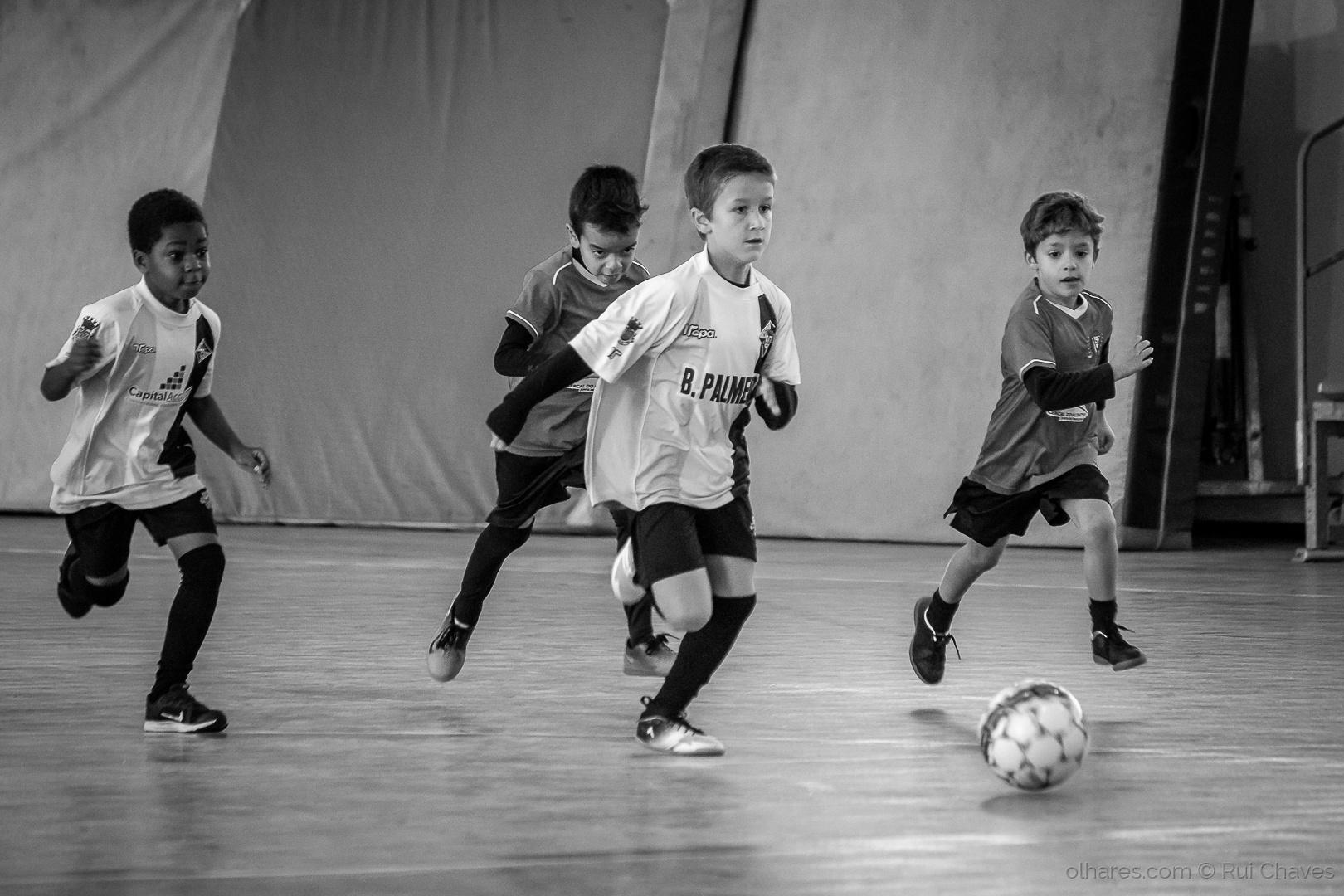 Desporto e Ação/atrás do sonho...