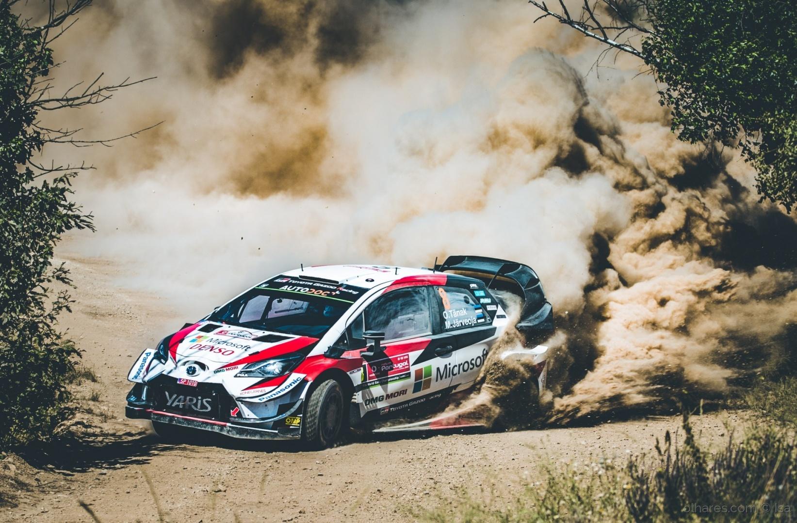 Desporto e Ação/rally Portugal