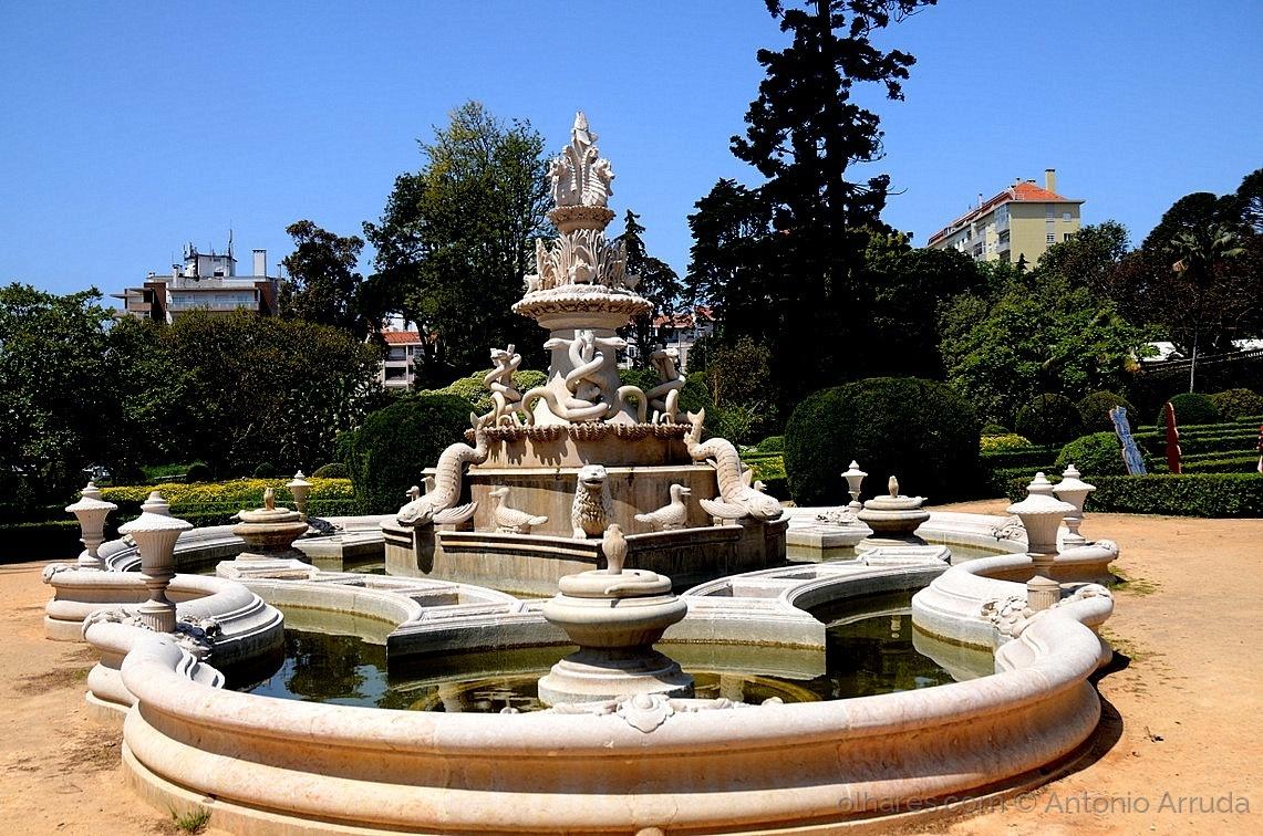 Paisagem Urbana/Jardim Botânico da Ajuda VI
