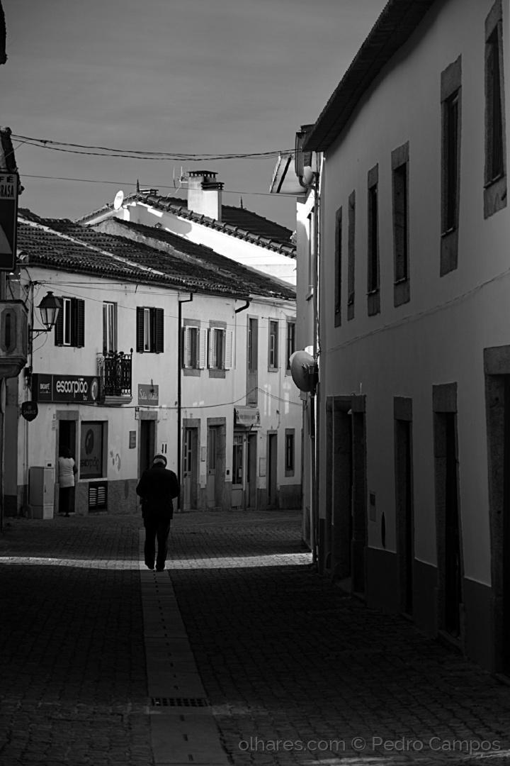 Paisagem Urbana/Uma nesga de Sol
