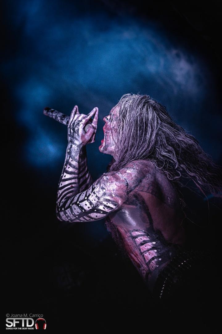 Espetáculos/Black Metal