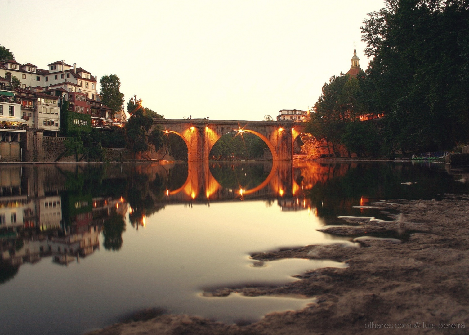 Paisagem Natural/a ponte