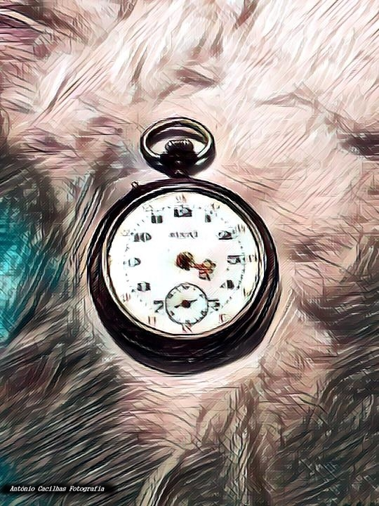 Arte Digital/Ouvir o Tempo