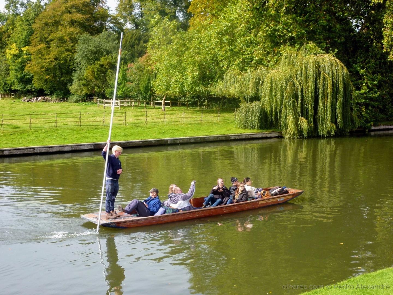 Gentes e Locais/Passeio em Cambridge