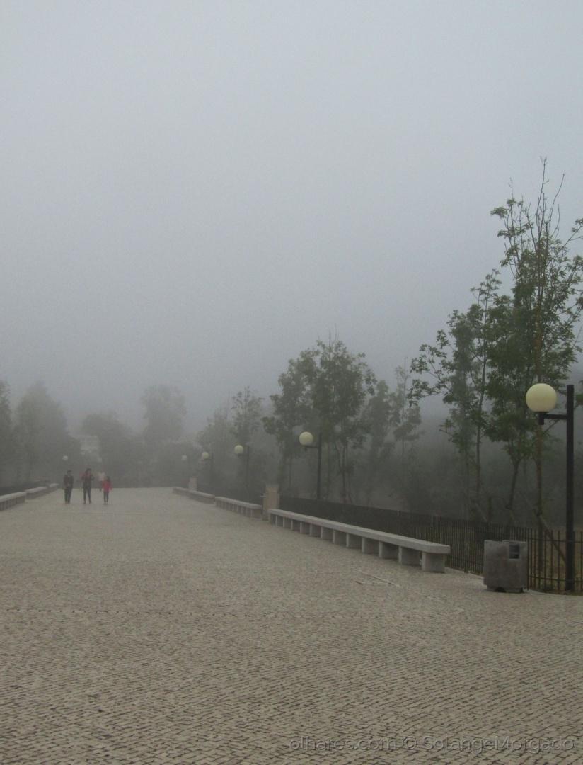 Paisagem Urbana/Manhã de nevoeiro