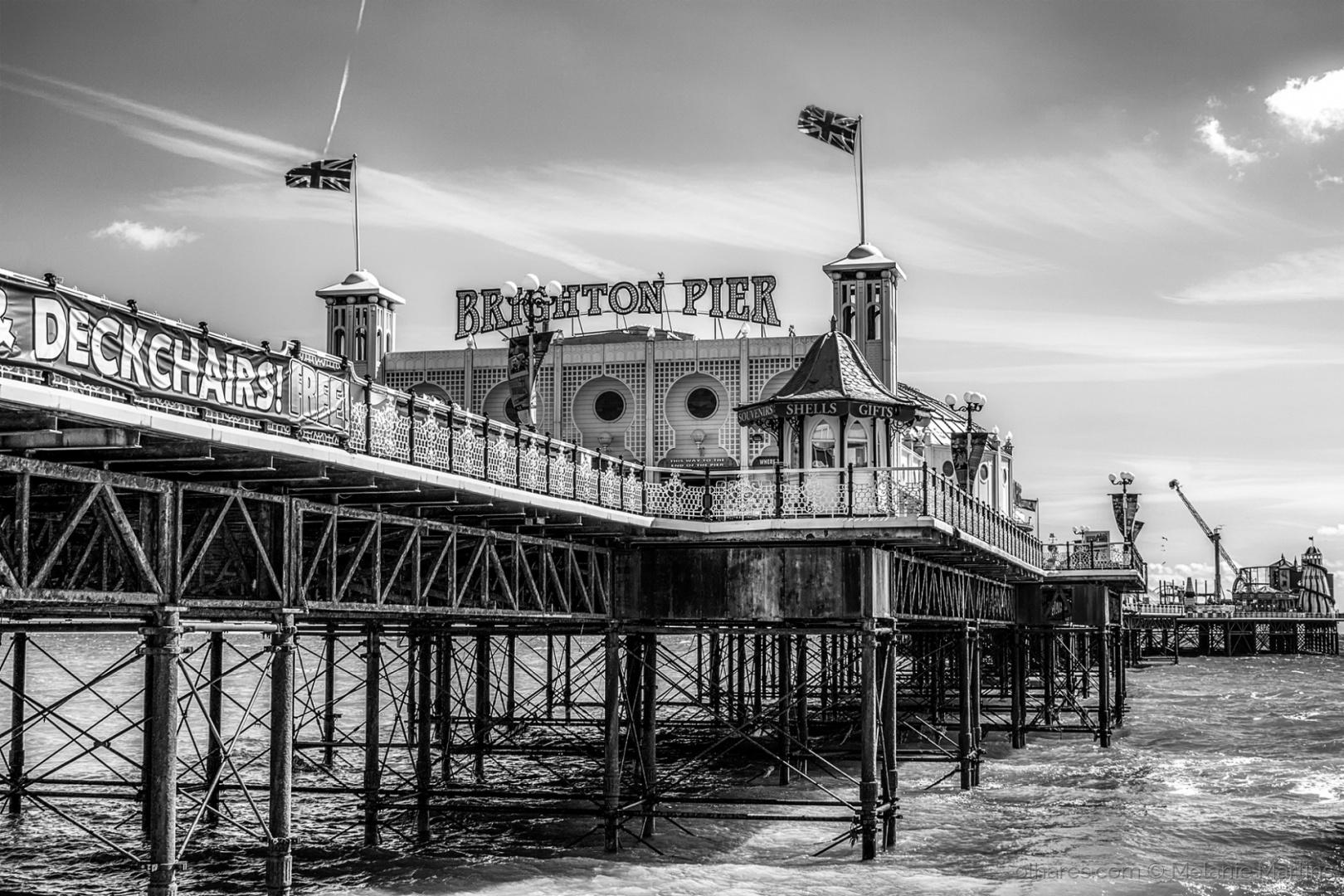 Arquitetura/Brighton Pier