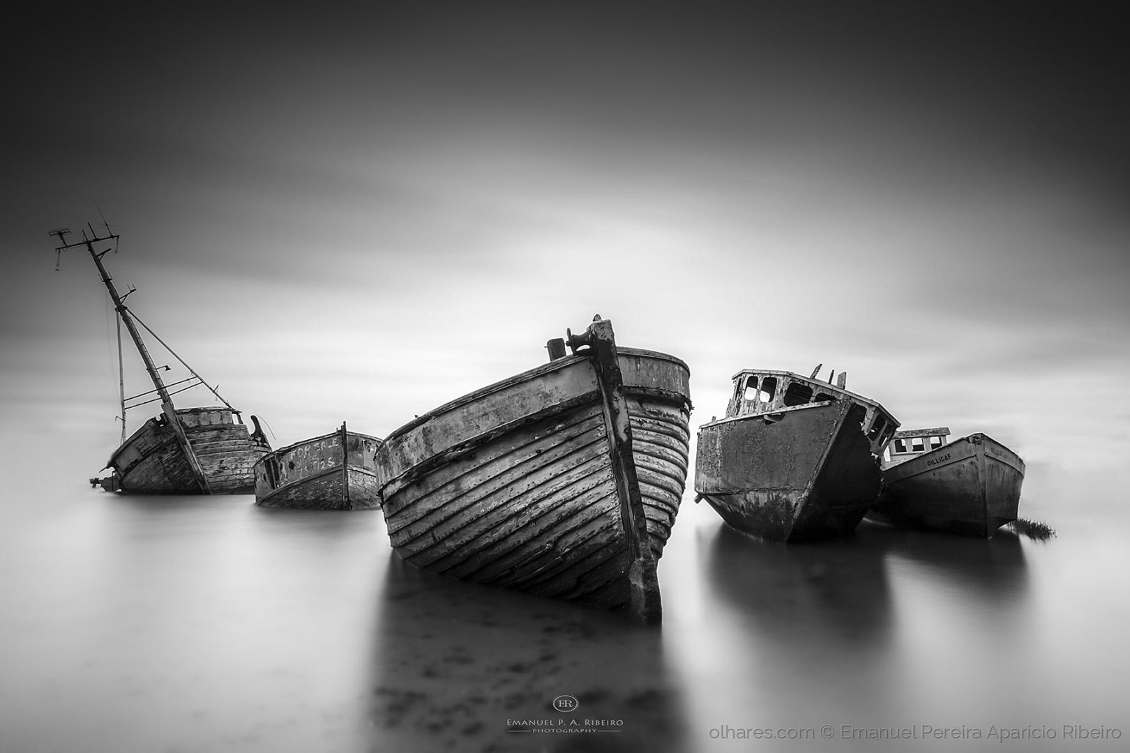 Paisagem Urbana/the ghost fleet