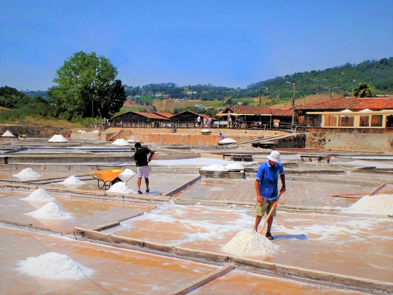 Gentes e Locais/Os Salineiros de Rio Maior