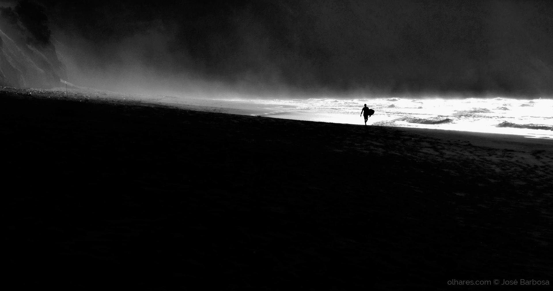 Desporto e Ação/The cosmic surfer of the mystic Universe of Light.