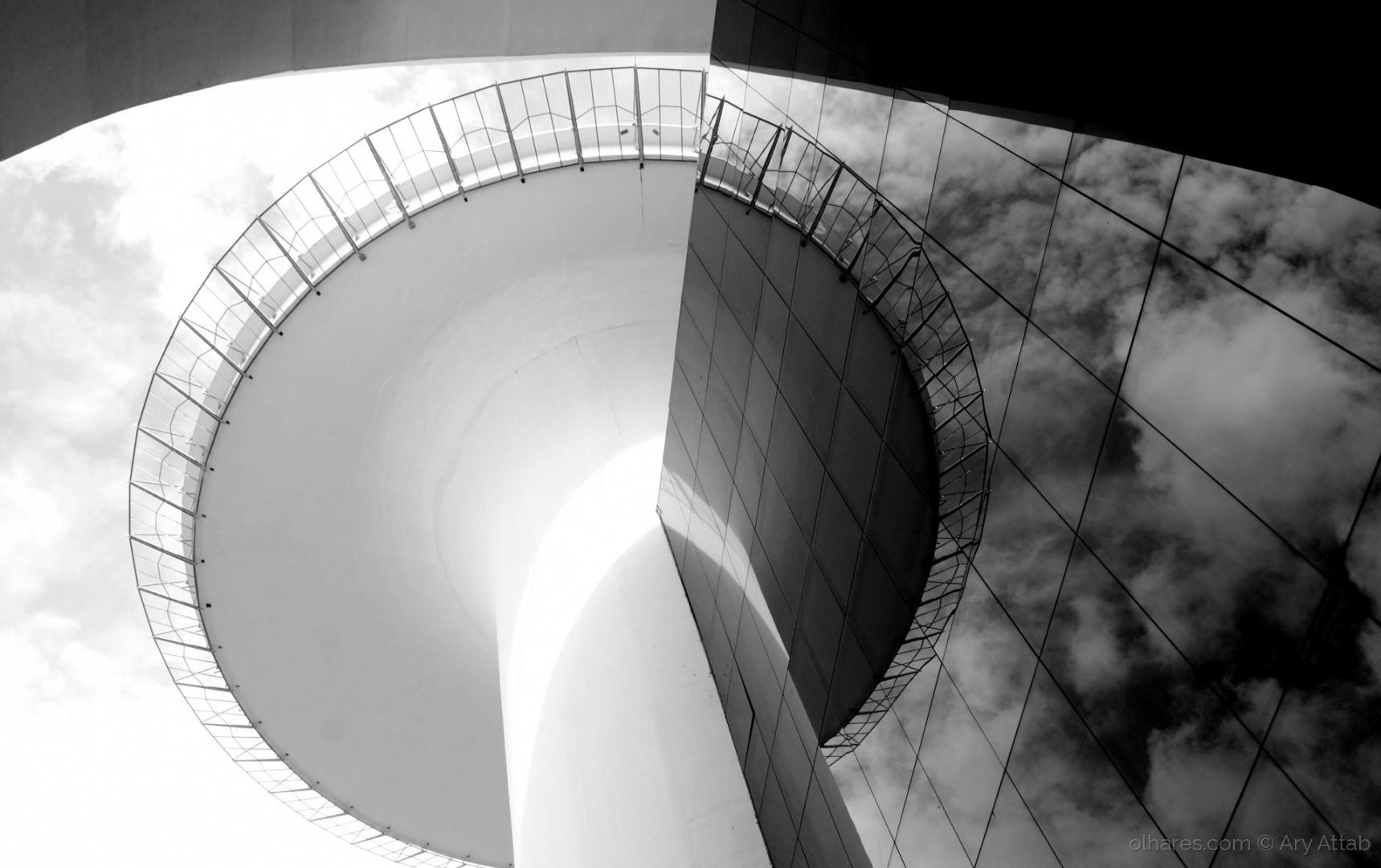 Arquitetura/Centro Administrativo de Minas Gerais
