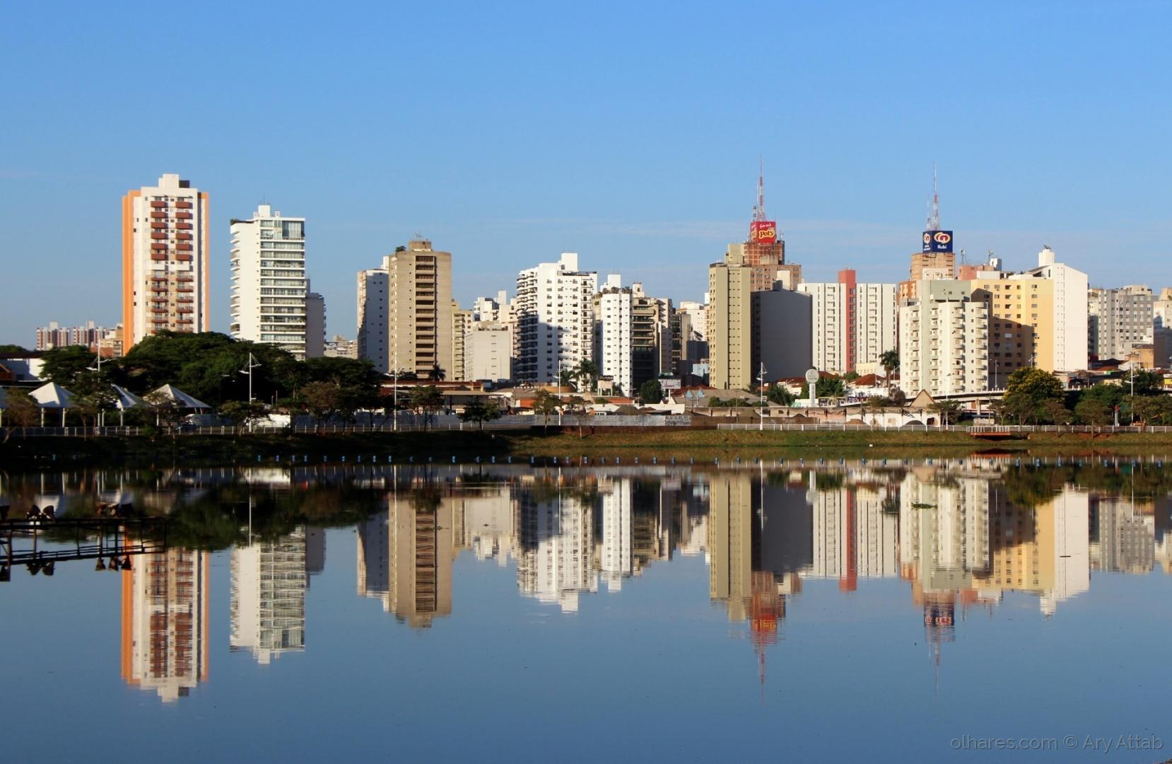 Paisagem Urbana/São José do Rio Preto SP. Brasil.