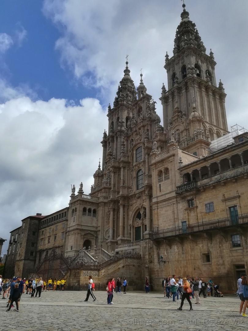 História/Catedral de Santiago de Compostela