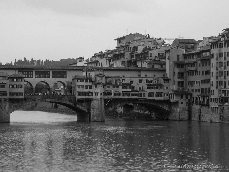 História/ponte vechia - Florença II