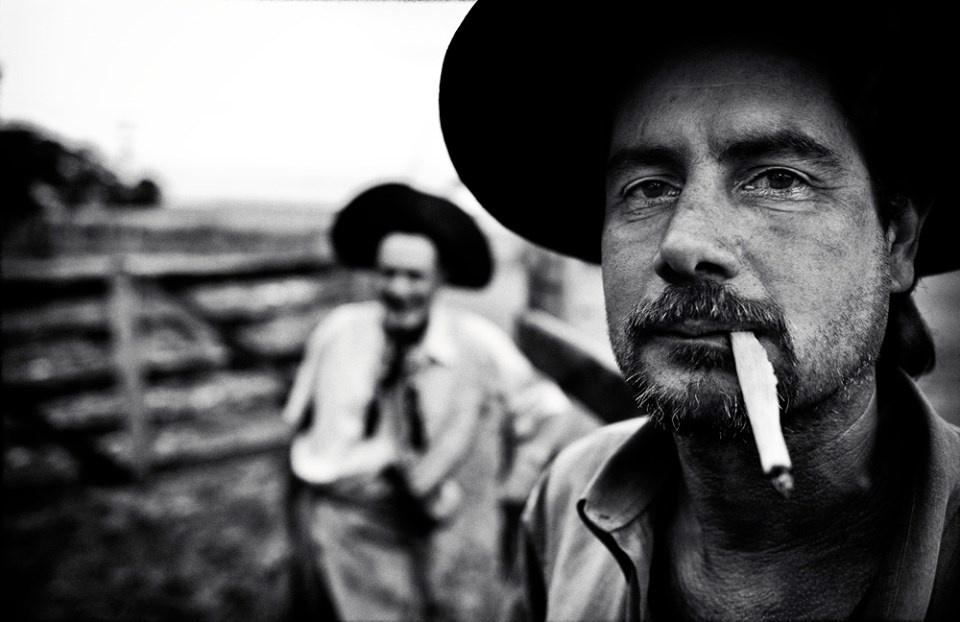 Fotojornalismo/O Cigarro do Gaúcho