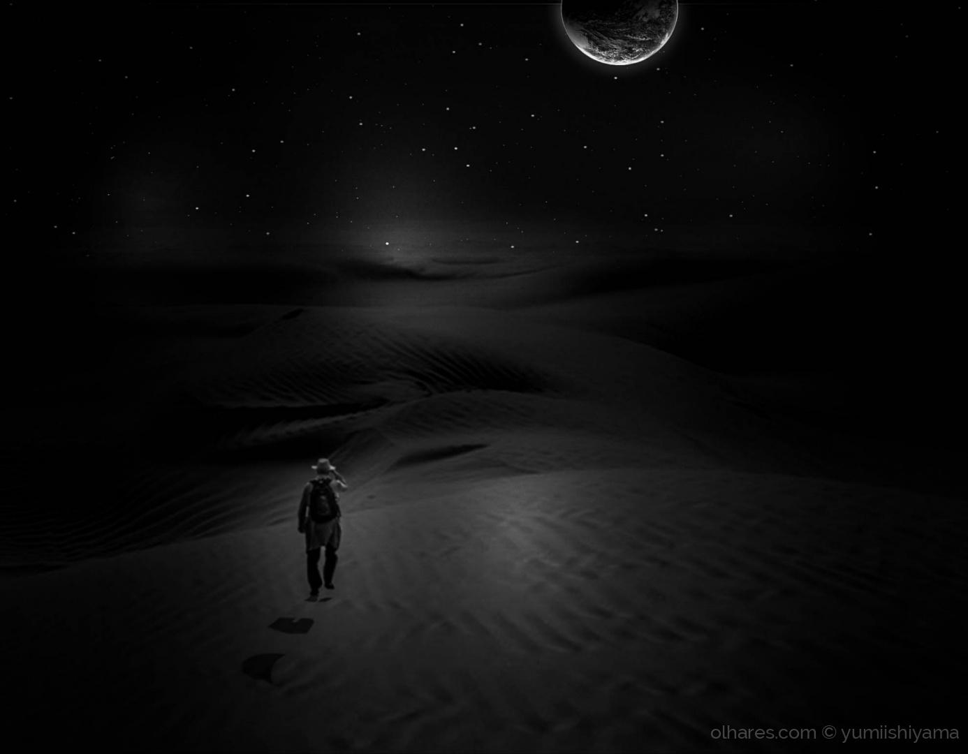 Outros/Walkin through the desert