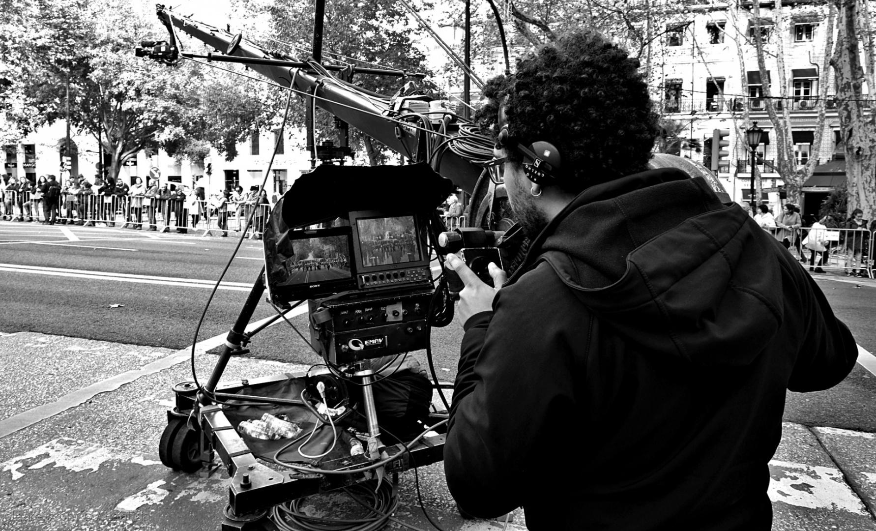 Fotojornalismo/Em directo