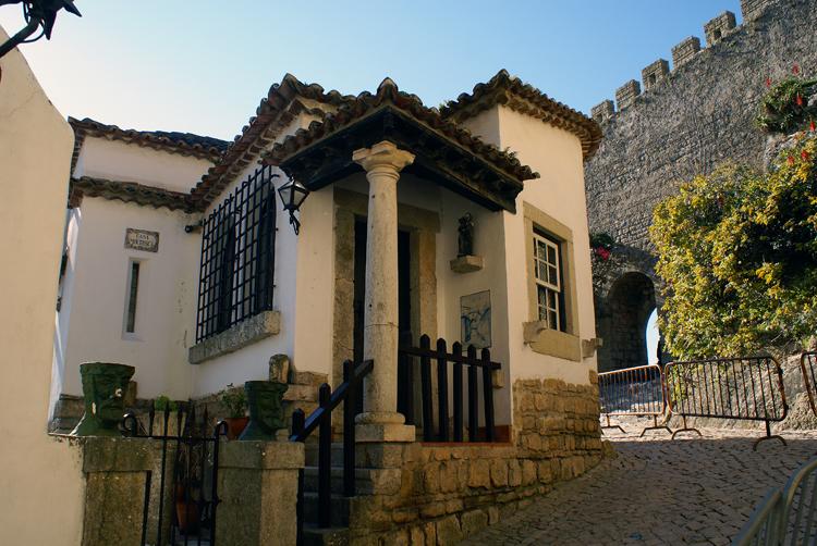 Gentes e Locais/Casinhas de Óbidos