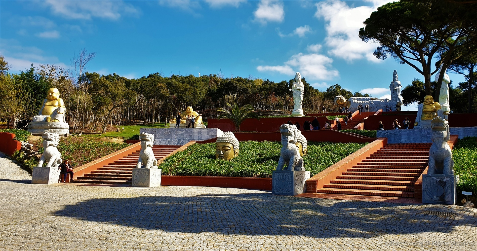 Gentes e Locais/Buddha Eden Garden