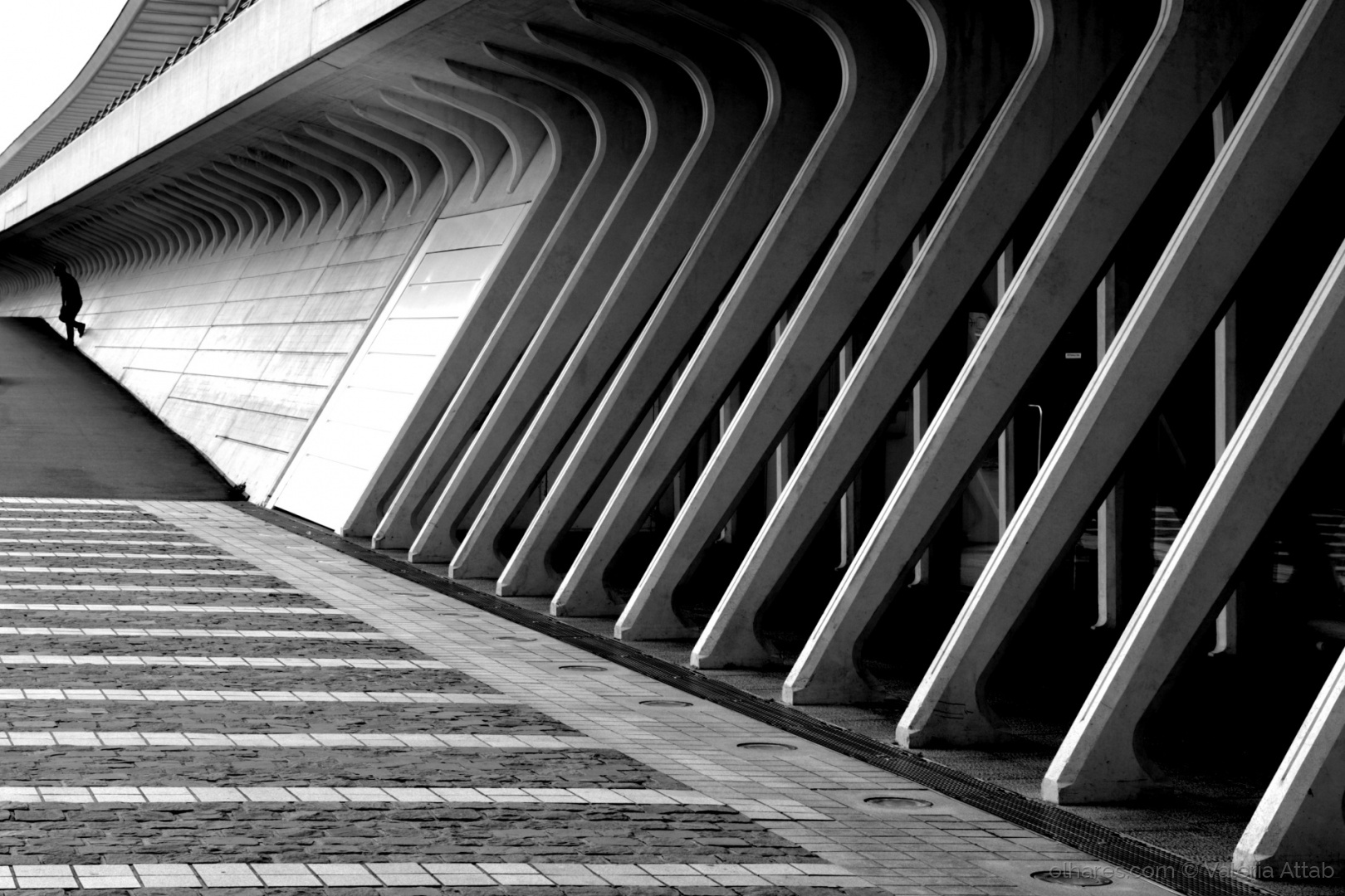 Arquitetura/No fim do caminho...