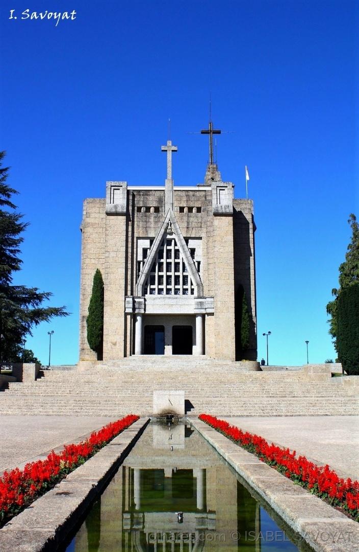 Arquitetura/Santuário da Penha.