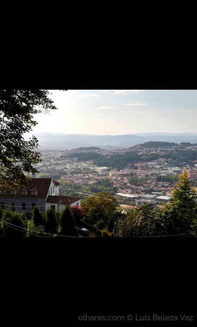 Gentes e Locais/Bela vista do Bom Jesus de Braga
