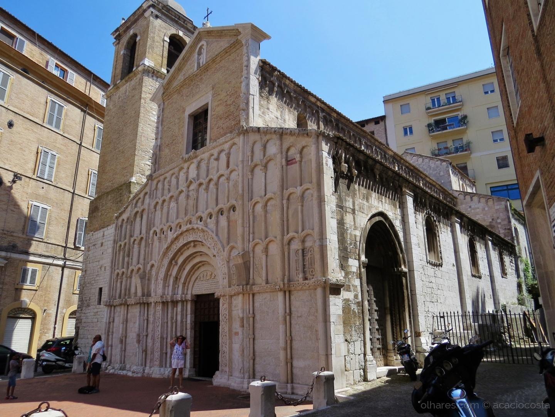 Arquitetura/Igreja S.ta Maria de Ancona (sec. XIII)