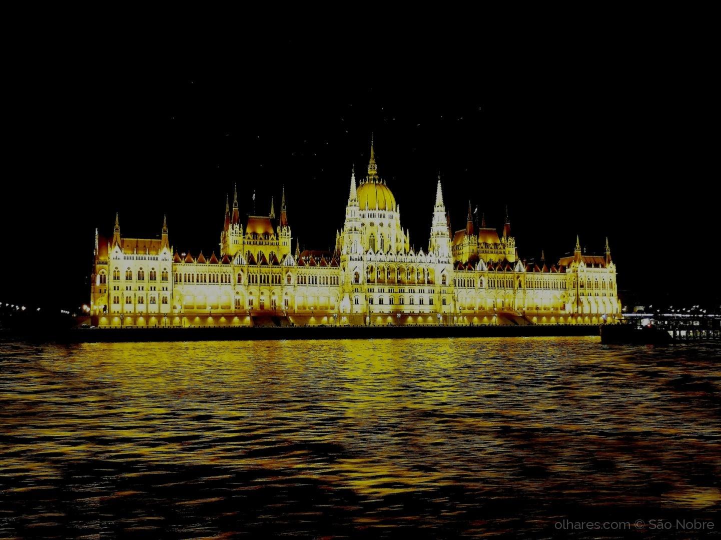 Arquitetura/Parlamento de Budapeste