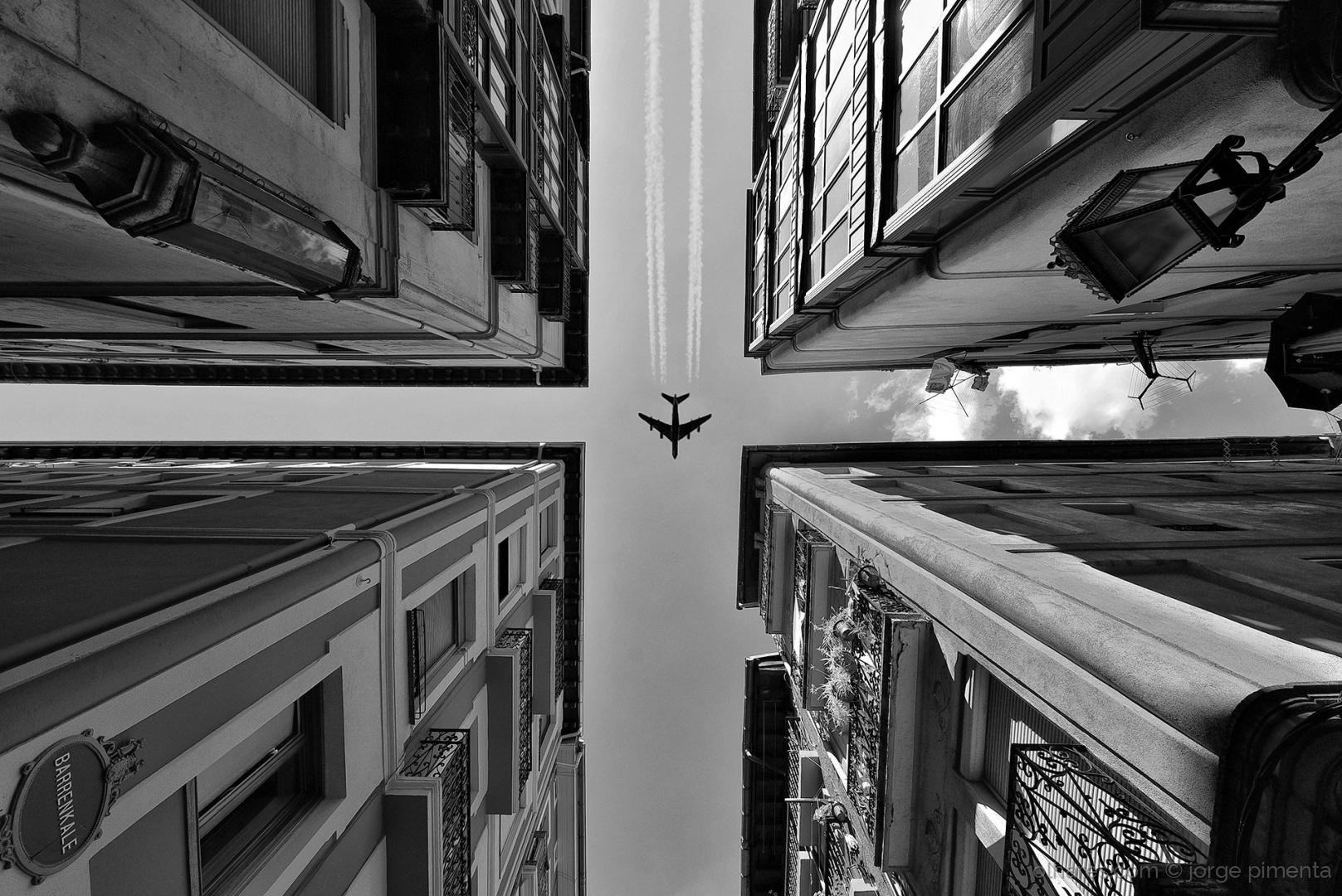 Arquitetura/Os telhados do céu