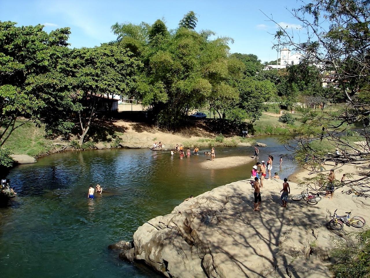 Paisagem Natural/Rio das Almas - Perinópolis