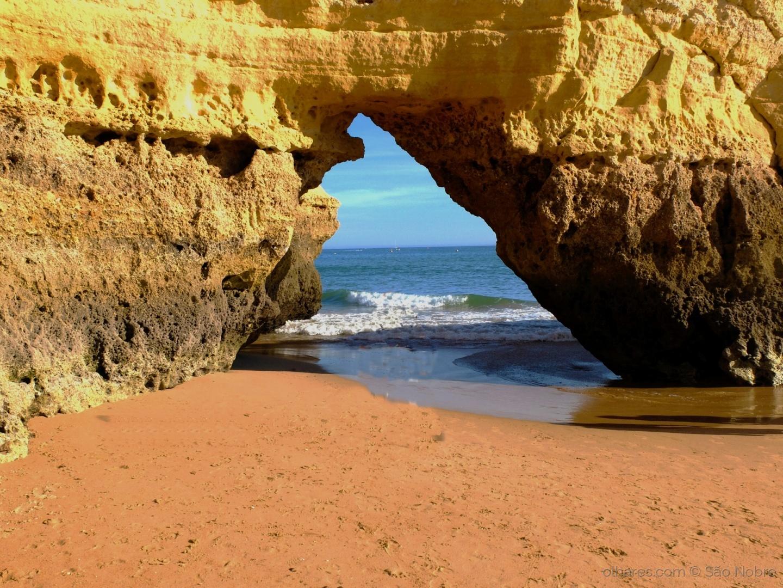 Paisagem Natural/O Triângulo da Praia