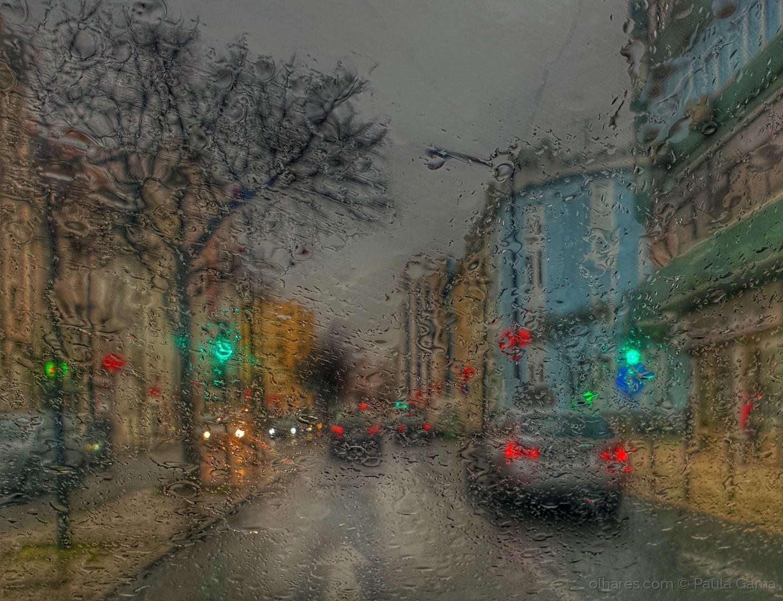 Paisagem Urbana/Chove chuva...