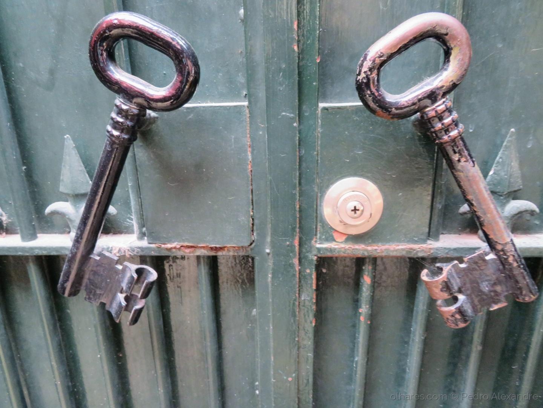 Outros/Será que as chaves entram na fechadura?