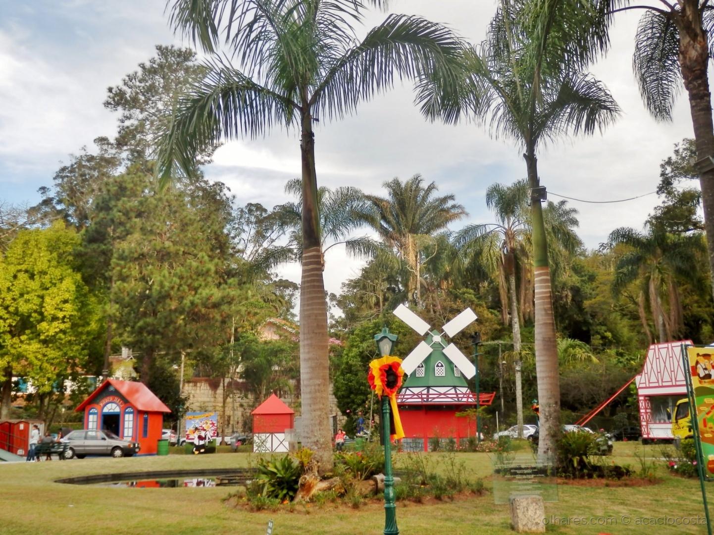 Paisagem Urbana/Jardim de Petrópolis