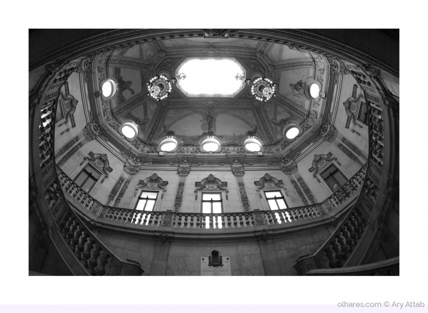Arquitetura/Palácio da Bolsa